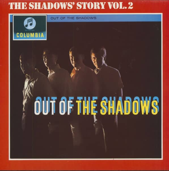 Out Of The Shadows - The Shadows Story Vol.2 (LP)