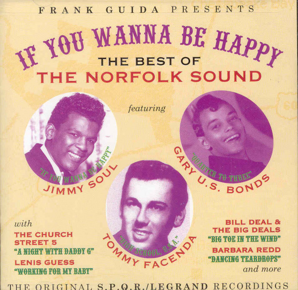I You Wanna Be Happy - Norfolk Sound