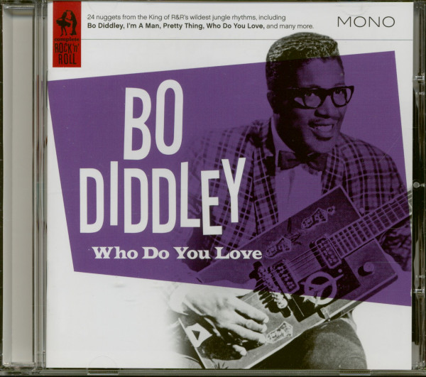 Who Do You Love (CD)