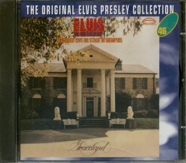Recorded Live On Stage In Memphis - The Original Collection #46 (CD)