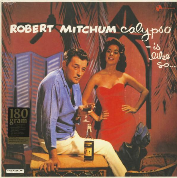 Calypso - Is Like So... (LP, 180g Vinyl, Ltd.)