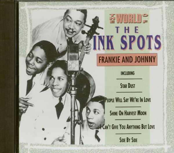 The World Of The Ink Spots (CD)