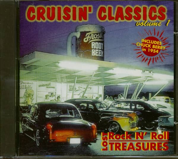 Cruisin' Classics - Lost Rock'n'Roll Treasures (CD)