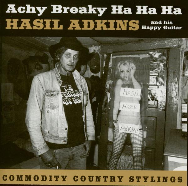 Achy Breaky Ha Ha Ha (CD)