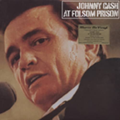 At Folsom Prison (1968) 2x180g Vinyl
