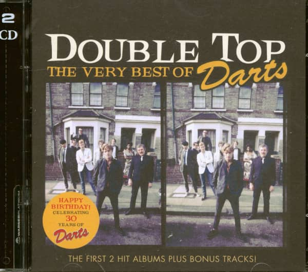 Double Top - The Very Best (2-CD)