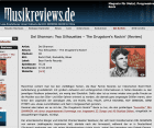 Presse-Del-Shannon-The-Drugstore-s-Rockin-Two-Silhouettes-CD-Musikreviews