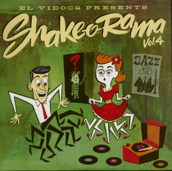 Shake-O-Rama Vol.4 (LP & CD)