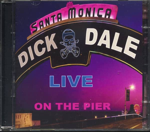 Live On The Santa Monica Pier (2-CD)