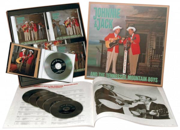 & The Tennessee Mountain Boys (6-CD)