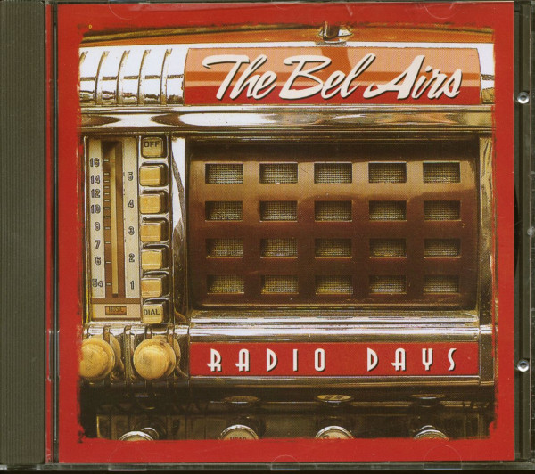 Radio Days (CD)