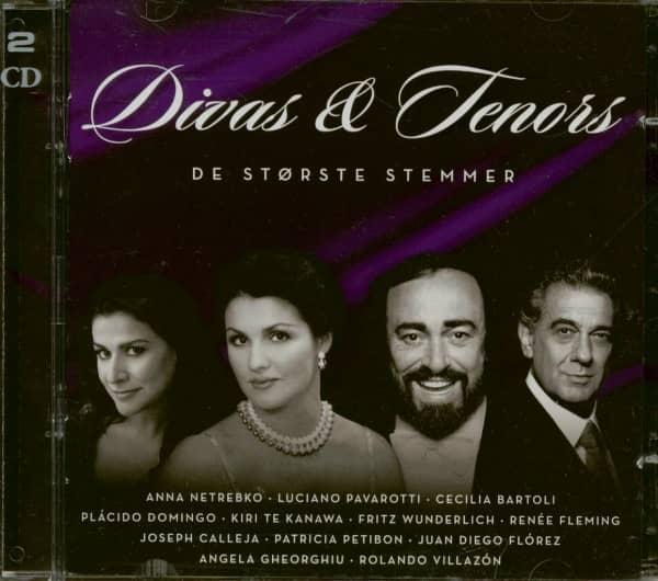 Divas & Tenors (2-CD)
