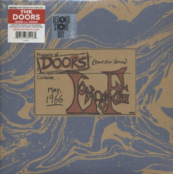 Live At London Fog 1966 (LP, 10-inch, Ltd.)