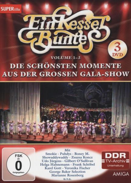 Ein Kessel Buntes 1-3 (3-DVD)