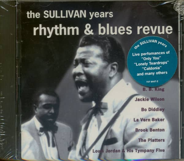 The Ed Sullivan Years - Rhythm & Blues Revue (CD)