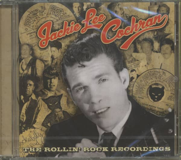 The Rollin' Rock Recordings (CD)