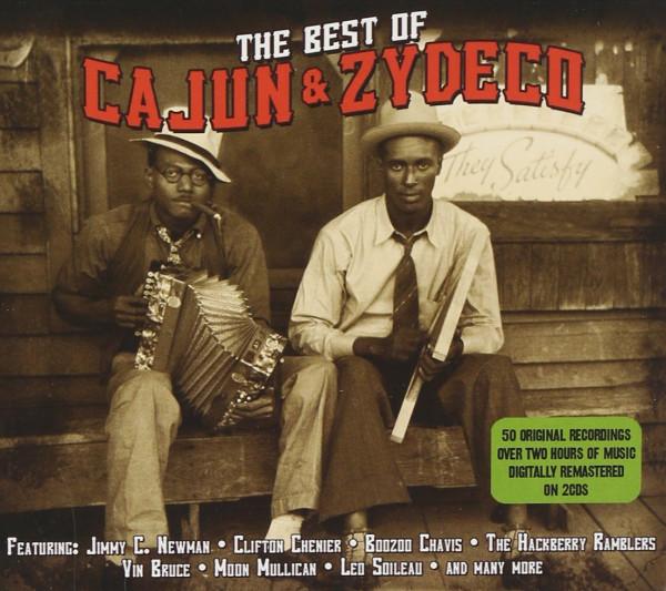 The Best Of Cajun & Zydeco (2-CD)