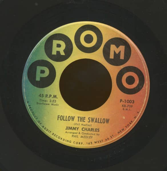 Follow The Swallow - The Age For Love (7inch, 45rpm)