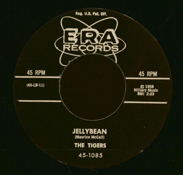 Jellybean - Don't Bye Bye Baby Me (7inch, 45rpm)