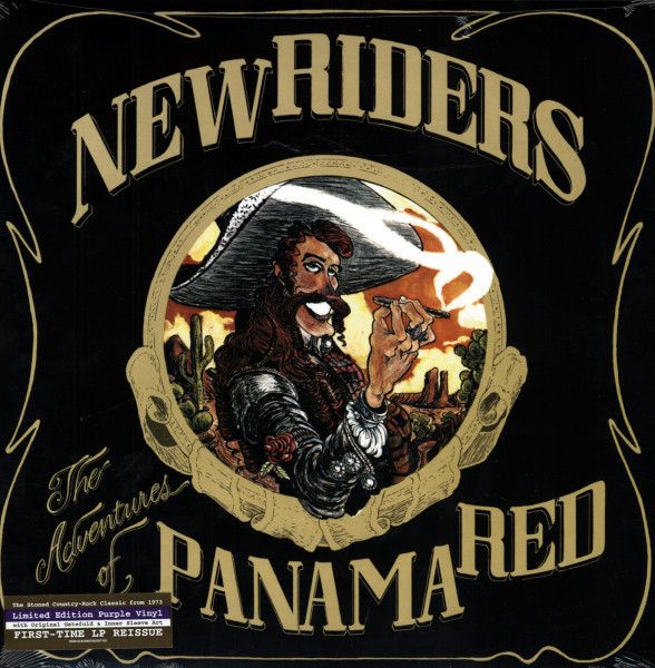 Adventures of Panama Red (LP, Ltd.)