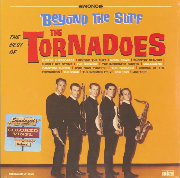 Beyond The Surf (LP, Ltd.)