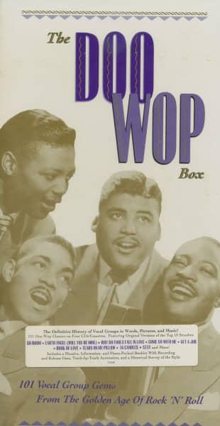 The Doo-Wop Box (4-CD)