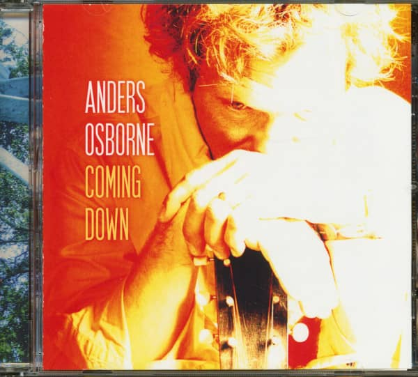 Coming Down (CD)