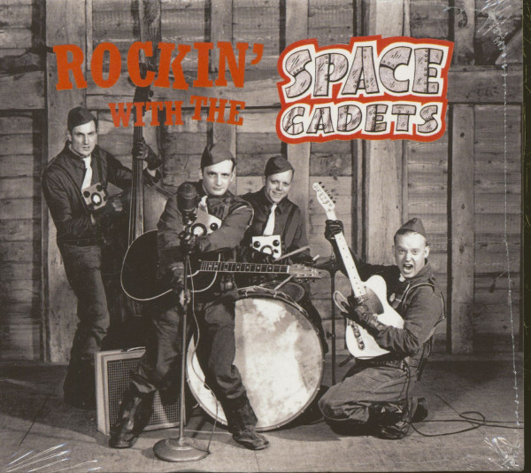 Rockin' With The Space Cadets (CD)