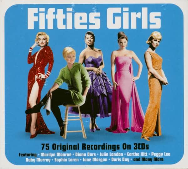 Fifties Girls (3-CD)