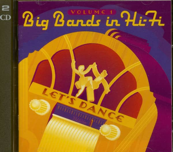 Big Bands In Hi-Fi (2-CD)