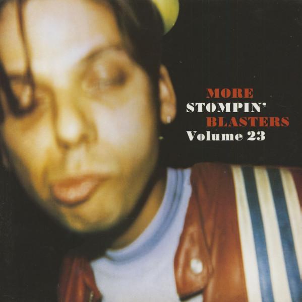 Stompin', Vol.23 - More Stompin' Blasters (LP)