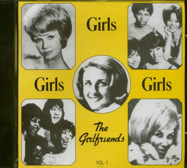 Girls, Girls, Girls Vol.1 (CD)
