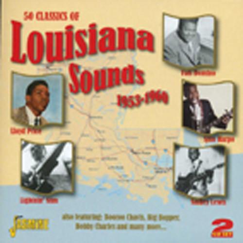 50 Classics Of Louisiana Sounds (2-CD)