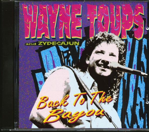 Back To The Bayou (CD)