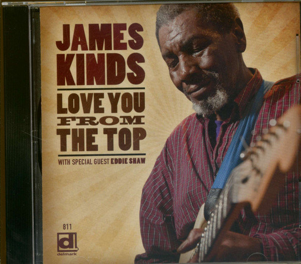 Love You From The Top (CD)