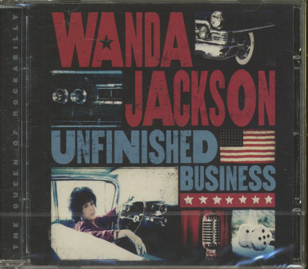 Unfinished Business (CD)