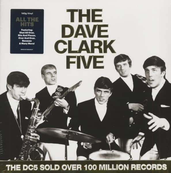 All The Hits (LP, 140g Vinyl)
