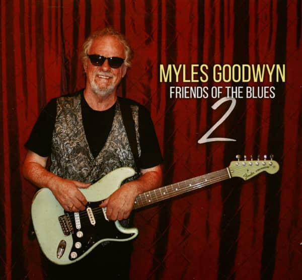 Friends Of The Blues 2 (CD)