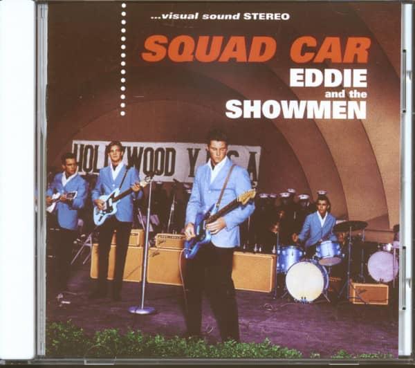 Squad Car (CD)