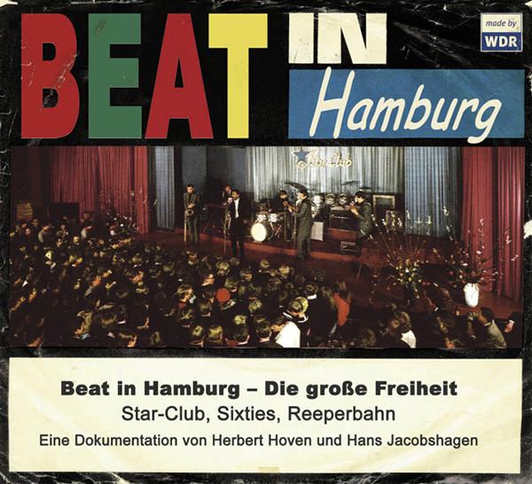 Various - Beat in Germany - Beat in Hamburg - Die große Freiheit (2-CD) Hörbuch