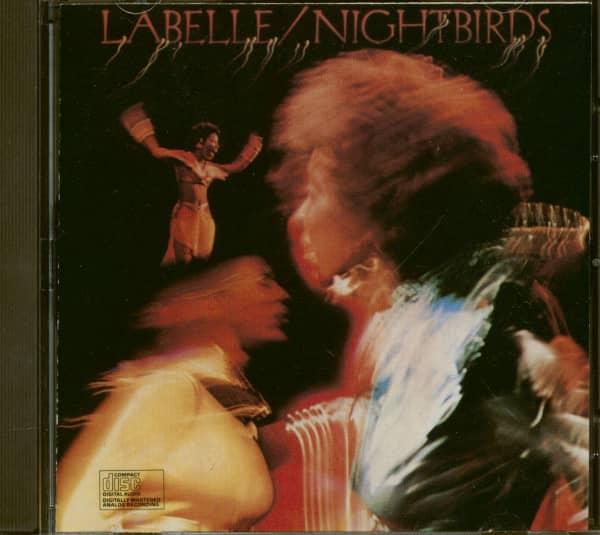 Nightbirds (CD)
