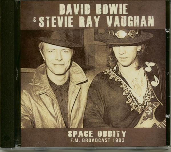 Space Oditiy F.M. Broadcast 1983 (CD)