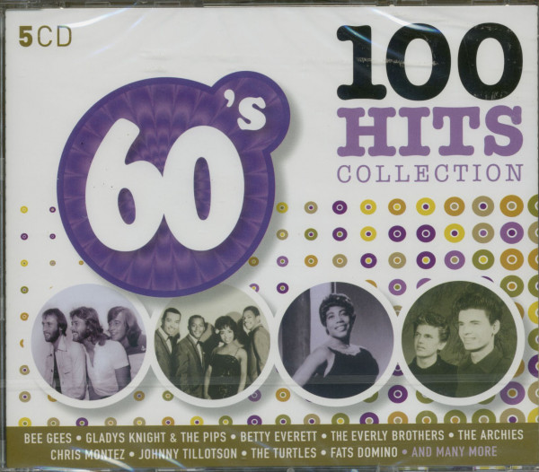 100 Hits Collection 60'S (5-CD)