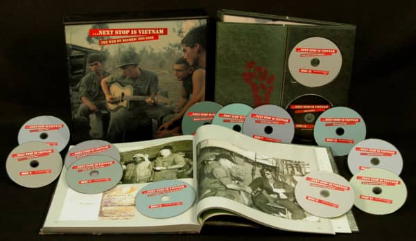 Next Stop Is Vietnam 1961-2008 (13-CD Deluxe Box Set)