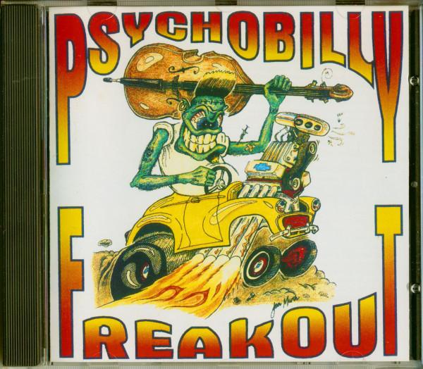 Psychobilly Freakout (CD Album)