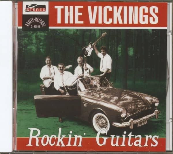 Rockin' Guitars (CD)