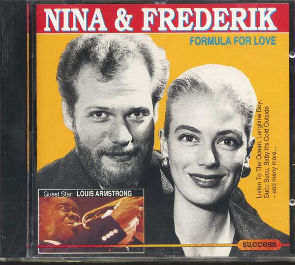 Formula For Love (CD)