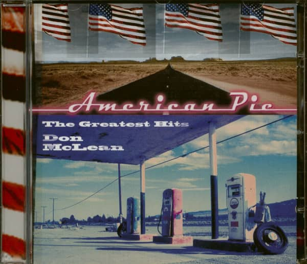 American Pie - The Greatest Hits (CD)