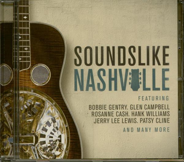 Sounds Like Nashville (CD)