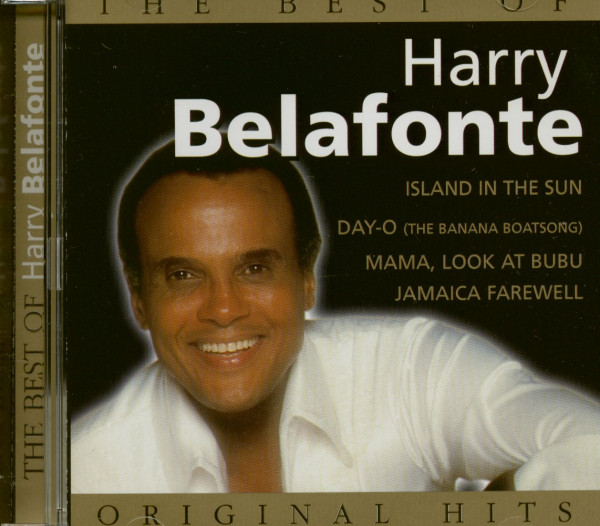 Best Of Harry Belafonte (CD)